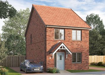 """Thumbnail 3 bed detached house for sale in """"The Lorton"""" at Chilton, Ferryhill"""