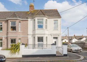 Thumbnail 4 bed end terrace house to rent in Wellington Street, Torpoint