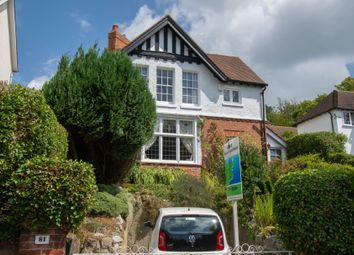 Thumbnail 3 bed detached house for sale in Castle Avenue, Dover