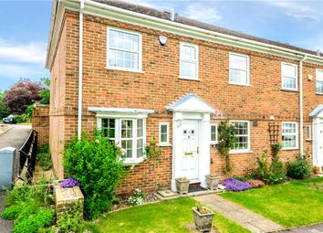 Thumbnail 3 bed end terrace house for sale in Benyon Court, Bath Road, Reading