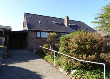 Thumbnail 3 bed semi-detached house for sale in Rhosfryn, Bangor