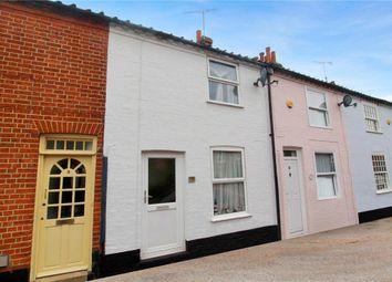 Thumbnail 2 bed terraced house for sale in Deben Road, Woodbridge, Suffolk