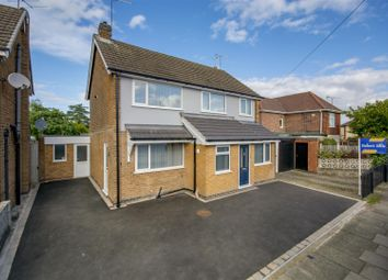 Thumbnail 3 bed detached house for sale in Portland Road, Toton, Beeston, Nottingham