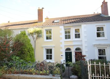 Thumbnail 2 bed terraced house to rent in Arwenack Avenue, Falmouth