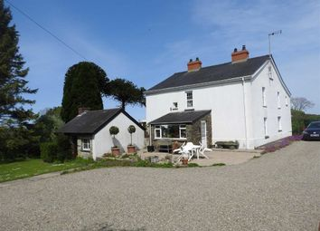 Thumbnail 4 bed farm for sale in Rhoshill, Cardigan