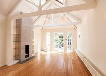 Thumbnail 3 bed property to rent in The Coach House, Redington Gardens, London NW3,