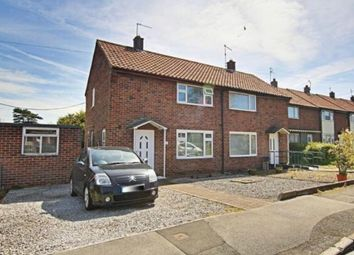 Thumbnail 2 bed semi-detached house for sale in 66 Burden Road, Beverley