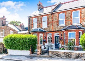 Thumbnail 2 bed end terrace house for sale in Dumpton Park Road, Ramsgate, Kent