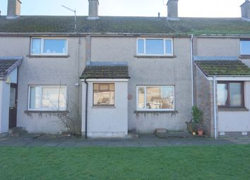 Thumbnail 2 bed terraced house for sale in 7 Hillview Crescent, Ferryden, Montrose