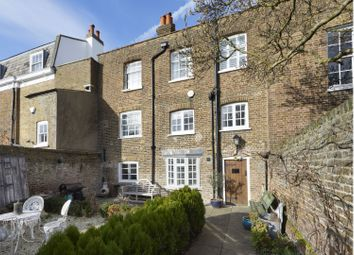 Thumbnail 3 bed terraced house for sale in Hampton Court Road, East Molesey