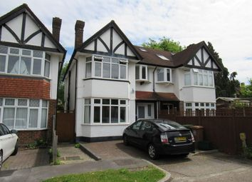 Thumbnail 4 bed semi-detached house for sale in Blenheim Close, Wallington
