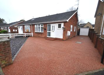Thumbnail 2 bed bungalow for sale in Standidge Drive, Hull