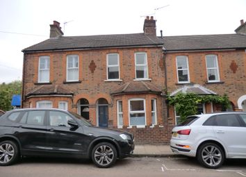 Thumbnail 3 bed terraced house to rent in Boundary Road, St Albans