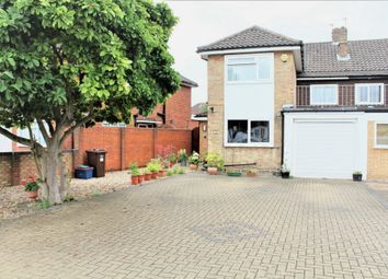 Thumbnail 3 bed semi-detached house to rent in Beresford Gardens, Hounslow