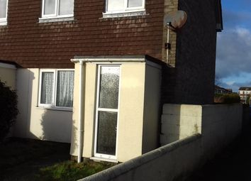 Thumbnail 2 bed end terrace house to rent in Polwheal Road, Tolvaddon, Camborne