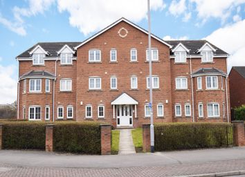 Thumbnail 2 bed flat for sale in Gleneagles Drive, Normanton
