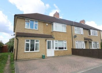 Thumbnail 4 bed end terrace house for sale in Clandon Avenue, Egham