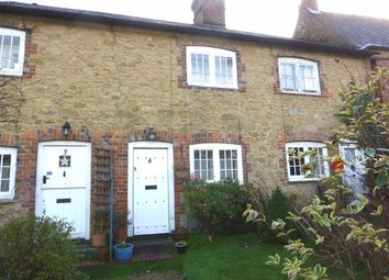 Thumbnail 2 bed cottage to rent in Wolfs Row, Oxted, Surrey
