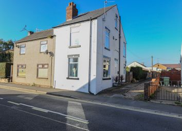 2 bed semi-detached house for sale in Manor Road, Brimington, Chesterfield S43