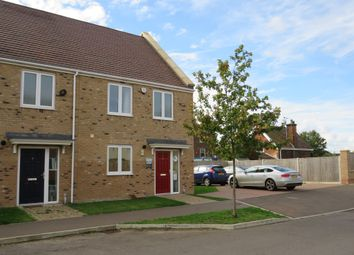 Thumbnail 2 bed end terrace house for sale in Nar Valley Park, Plot 176, The Anmer, King's Lynn