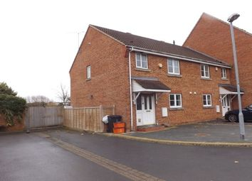 Thumbnail 3 bed end terrace house to rent in Marsh Farm Lane, Swindon