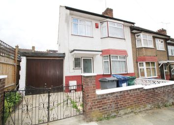 Thumbnail 3 bed end terrace house to rent in Park View Crescent, London