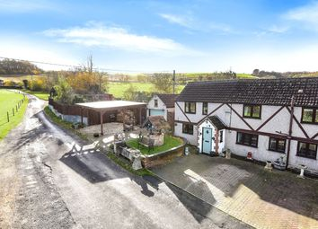 Thumbnail 3 bedroom semi-detached house to rent in Box Cottage, Elcombe, Wroughton
