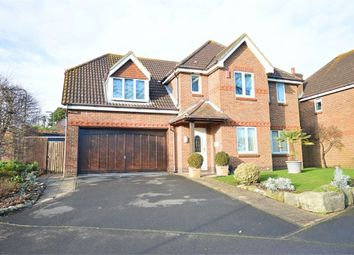 Thumbnail 4 bedroom detached house for sale in Maple Wood, Bedhampton, Hampshire