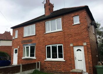 Thumbnail 2 bed semi-detached house for sale in Meadow Lane, Wakefield