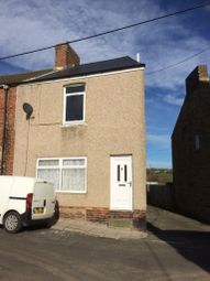 Thumbnail 2 bed end terrace house for sale in High Hope Street, Crook