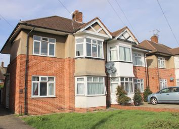 Thumbnail 2 bed flat for sale in Amesbury Road, Feltham