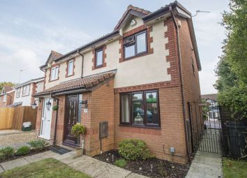 Thumbnail 3 bed semi-detached house for sale in Craven Way, Barrs Court, Bristol