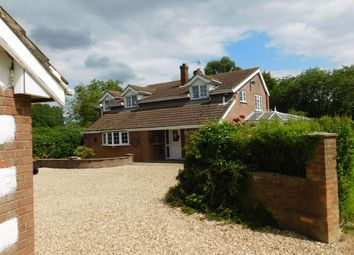 Thumbnail 3 bed detached house for sale in Outfield Lane, Bratoft, Skegness, Lincolnshire
