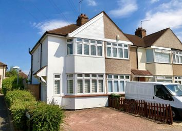 Thumbnail 2 bed end terrace house for sale in Crofton Avenue, Bexley