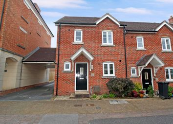 Thumbnail 3 bedroom end terrace house for sale in Alner Road, Blandford Forum