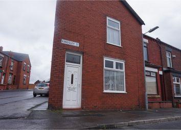 Thumbnail 2 bedroom end terrace house for sale in Kingsley Street, Bolton