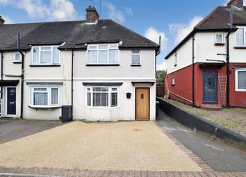 Thumbnail 3 bed end terrace house for sale in West Park Road, Maidstone, Kent