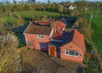 Thumbnail 4 bed detached house for sale in Grundisburgh Road, Burgh, Woodbridge