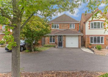 Thumbnail 3 bed detached house for sale in Galena Close, Sittingbourne