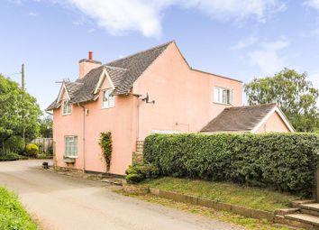 Thumbnail 3 bedroom cottage for sale in The Ginnel, Babelake Street, Packington