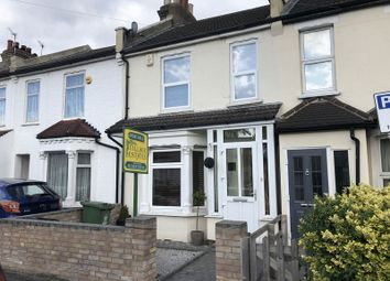 Thumbnail 2 bed terraced house for sale in Abbey Road, Bexleyheath