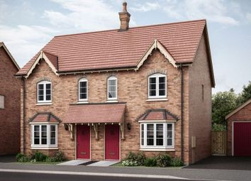 Thumbnail 3 bed semi-detached house for sale in The Carnel, Hilltop View, Burton On Trent