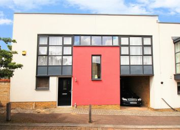 Thumbnail 3 bed end terrace house for sale in Stonechat Mews, Greenhithe