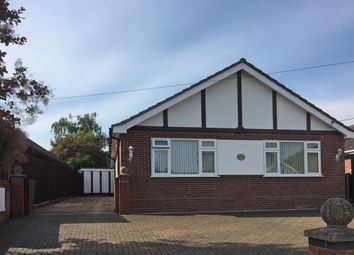 Thumbnail 3 bed detached bungalow for sale in Colchester Road, Wix, Manningtree