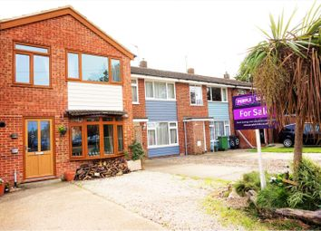 Thumbnail 3 bed terraced house for sale in Weaversfield, Silver End, Witham