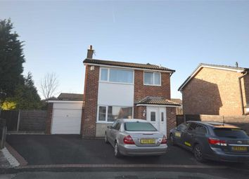Thumbnail 3 bed detached house for sale in Mandon Close, Radcliffe, Manchester