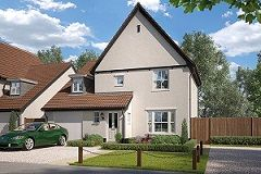 Thumbnail 4 bedroom semi-detached house for sale in Broomfield Road, Stoke Holy Cross