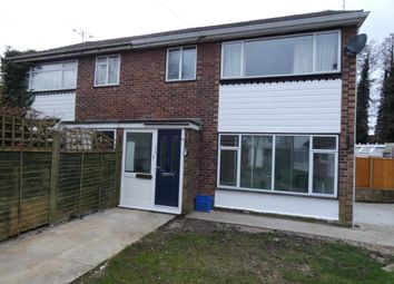 Thumbnail 3 bedroom property to rent in Cove Road, Farnborough, Hampshire