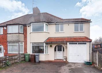 4 bed semi-detached house for sale in Stanton Road, Solihull B90