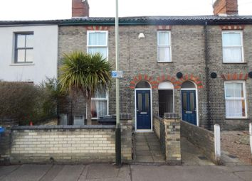 Thumbnail 4 bed end terrace house to rent in Cambridge Street, Norwich